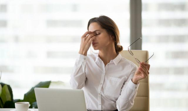 Office-Eye-Syndrom – Ursachen und Behandlung