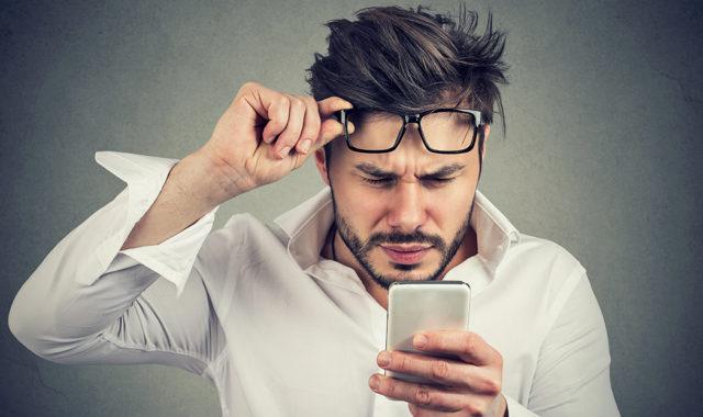 Mythos oder Wahrheit? Digitales Leben und Sehkraft