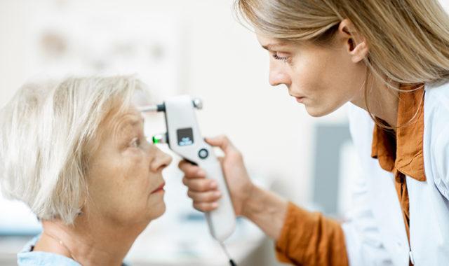 Lasik Germany über den Augeninnendruck