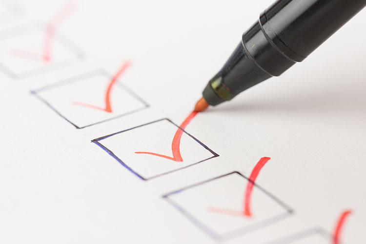 Checklisten: Lasik ja oder nein?